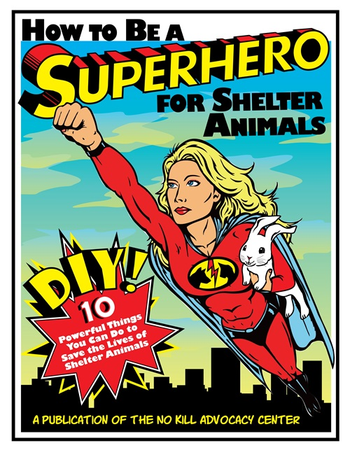 How To Be a Superhero for Animals – Nathan J Winograd